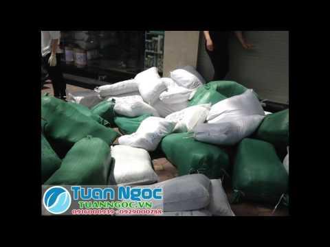 BAo Bì Tuấn Ngọc - sản xuất túi nilon- túi roll - màng chít - in túi nilon theo yêu cầu