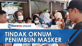 Polisi Akan Tindak Oknum Penimbun Masker Dan Cairan Pencuci Tangan, Bisa Penjara Hingga Denda Rp50 M