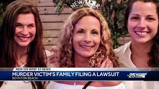 Boynton Beach apartment complex sued by family of murdered woman