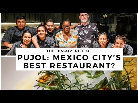 Pujol: Is This Mexico City's BEST RESTAURANT?