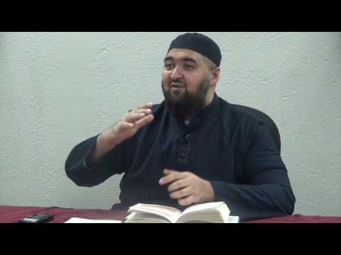 Four Imams and their Principles of Fiqh (Part 2 - Imam Malik ibn Anas) taught by Sh Navaid Aziz