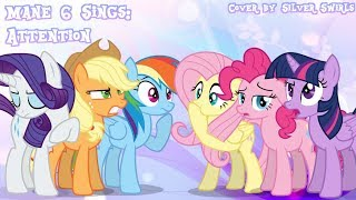 [Mane 6 Sings] Attention Cover thumbnail