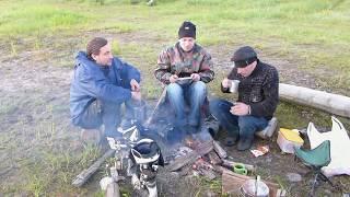 Архангельщина 2012 (часть 3)(Фильм о внедорожном путешествии на мооциклах эндуро по Архагельской области. За 18 дней было пройдено около..., 2013-01-22T04:39:34.000Z)