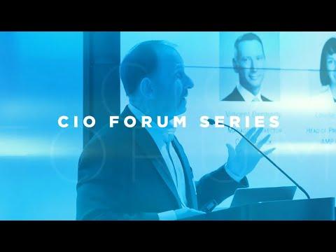 Sydney CIO Forum: Tenant Experience and Digital Transformation in Australia