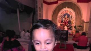 Download Hindi Video Songs - Bajlo Tomar Alor Benu (Mahalaya)-  sung by Jayanti Aditya