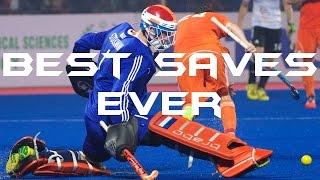 Best Field Hockey Saves Ever!