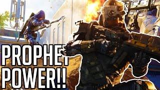 Black Ops 3 Multiplayer Gameplay - PROPHET POWER + BETA CODE GIVEAWAY!! (PS4 1080p 60fps)