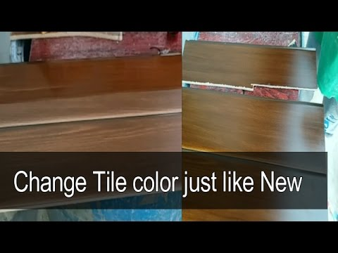 Paint Any Tiles , Very Cheap , Change Any Color ,exterior , Interior , Bathroom  Tiles , Part 46