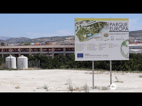 VÍDEO: Arranca el Parque Europa. Ya se han adjudicado las obras de la primera fase.