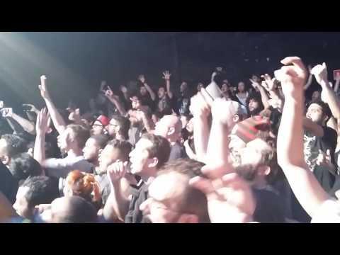 36 Crazyfists - Destroy The Map (São Paulo (02/10/16))