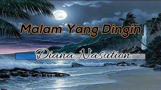 [Versi 2] ♬ Diana Nasution - Malam Yang Dingin ♬ +Lirik Lagu [Midi Karaoke]