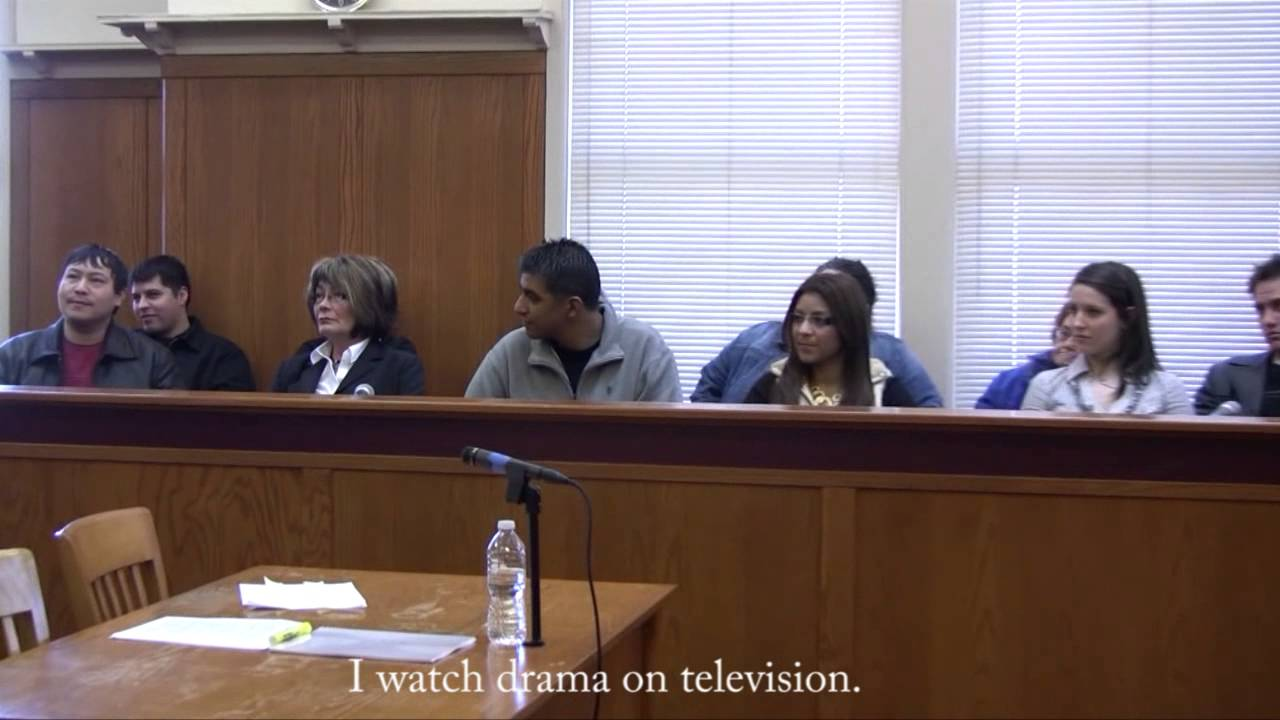 Voir Dire Prosecution 1 of 3 - YouTube