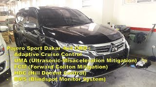 Mitsubishi All New Pajero Sport Dakar 4x4 CKD review - Indonesia