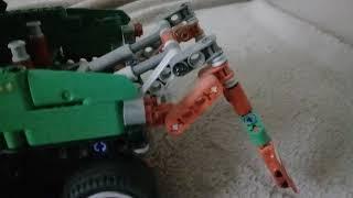 Обзор LEGO TECHNIC 42008:)