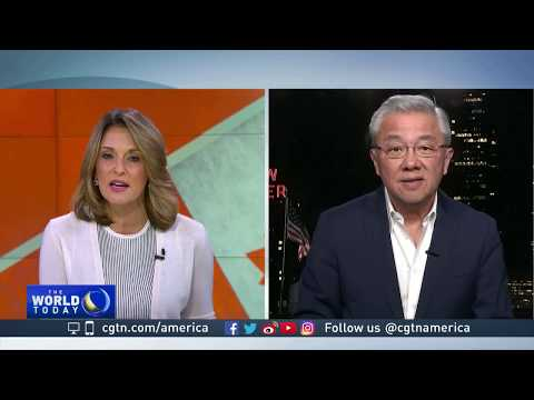 Fred Teng discusses Justin Trudeau's visit to China