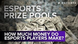 How much MONEY do esports players make?