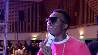 OLAMIDE AT FUNNYBONE UNTAMED (Nigerian Comedy & Entertainment)
