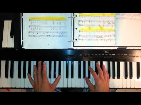 How to play Blest Are They