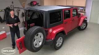 2014 Jeep Wrangler Unlimited Review