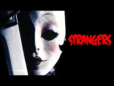 Strangers - Home Invasion Indie Horror Game, Full Playthrough (Gameplay / Walkthrough)