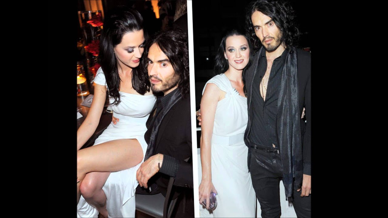 katy perry and russell brand relationship story