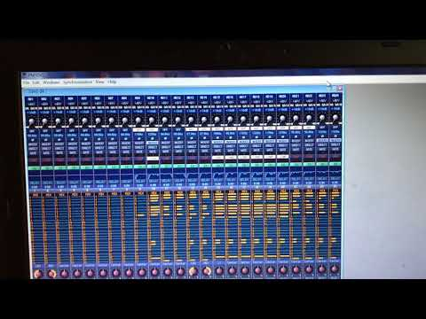 De Studio Manager a Yamaha PM5D
