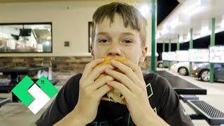 Burger Delivery Service | Clintus.tv