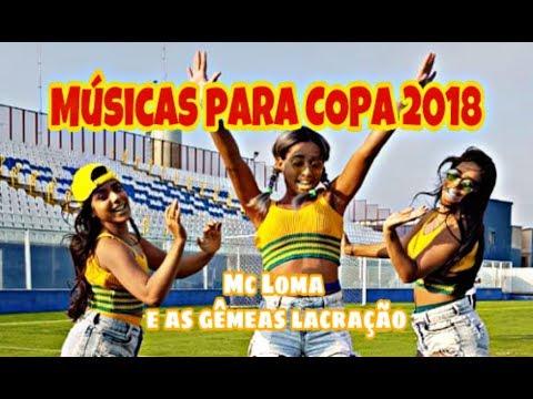 COPA 2018HITS do BRASIL
