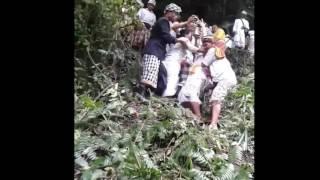 Ida Sesuunan Br.Anyar Penebel Tangkil Ring Pura Jatiluwih Sarinbuana