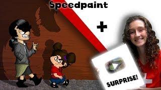 Wolf Speedpaint SURPRISE