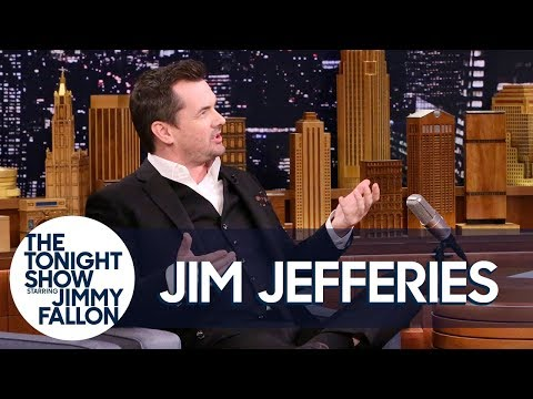 Jim Jefferies Disagrees with Pumpkin Patches and Thanksgiving