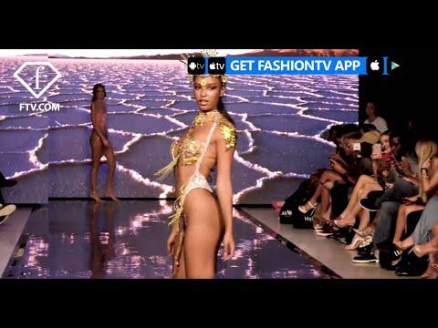 Lila Nikole Swimwear at Miami Swim Week Art Hearts Fashion 2020 | FashionTV | FTV