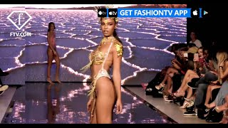 Lila Nikole Swimwear at Miami Swim Week Art Hearts Fashion 2020 | FashionTV | FTV