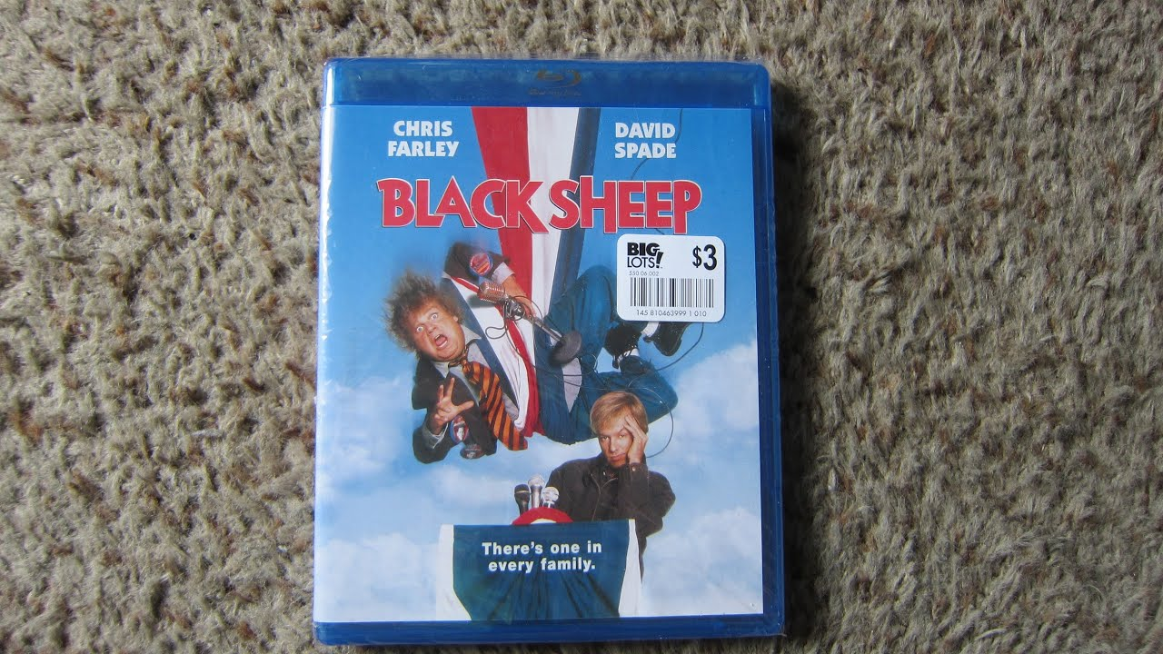 Download Black Sheep Blu Ray Unboxing/Review