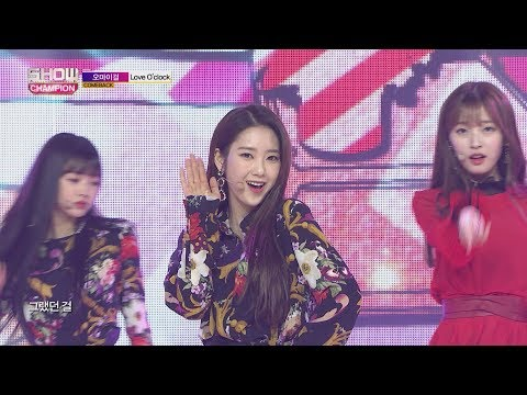 Show Champion EP.255 OH MY GIRL - Love O'Clock [오마이걸 - 러브어클락]