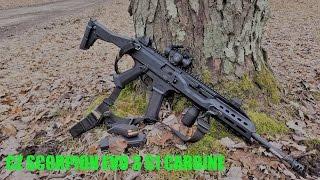 cz scorpion evo 3 s1 carbine review