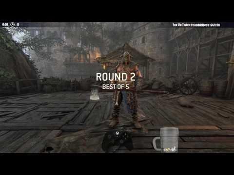 For Honor DLC! - Raider vs Raider - NICE FUN DIRTEH RAIDER MIRROR
