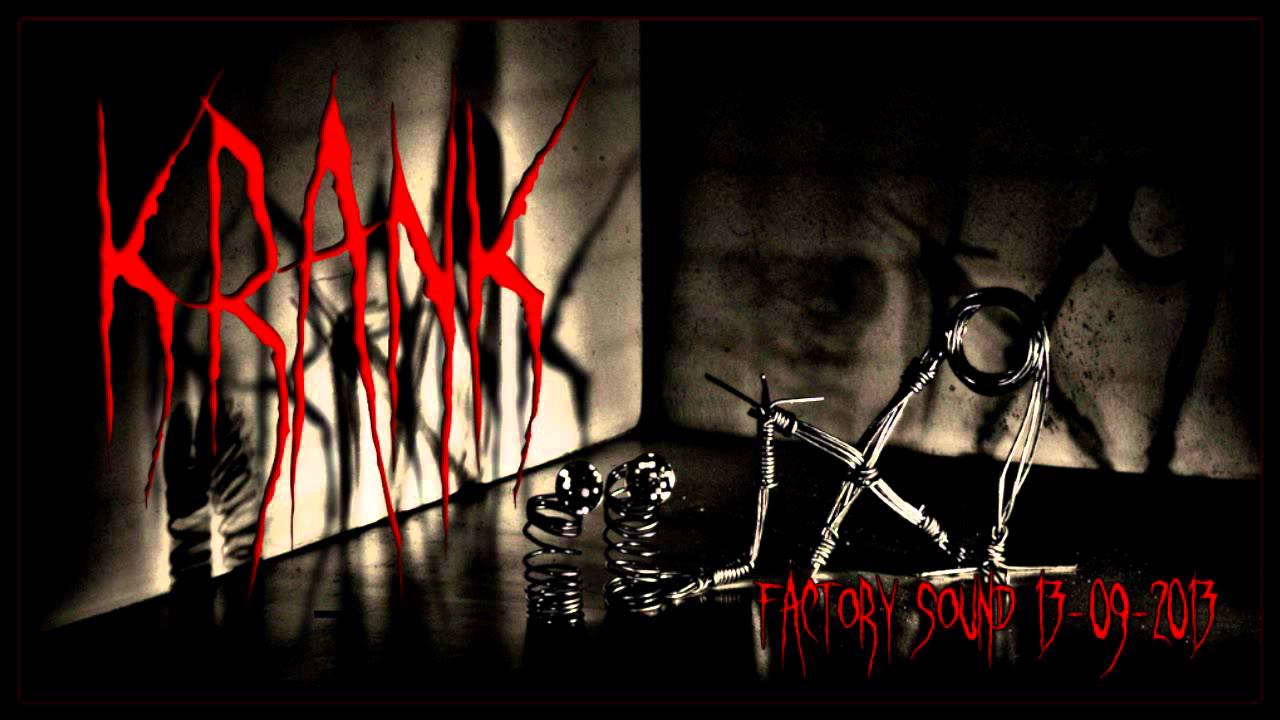 Dj Krank @ Factory Sound Radio 13-09-2013 (HARDCORE/MAINSTREAM)