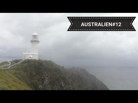 Australien#12||Byron Bay||Surfen||Nimbin||Lighthouse