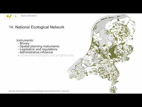 Spatial planning in the Netherlands