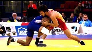 57Kg Bronze 2  - Freestyle Wrestling - European Championships 2014