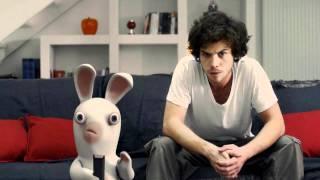 瘋狂兔子: 追趕跑跳碰《Rabbids: Alive u0026 Kicking》E3 預告片 - Ubisoft SEA
