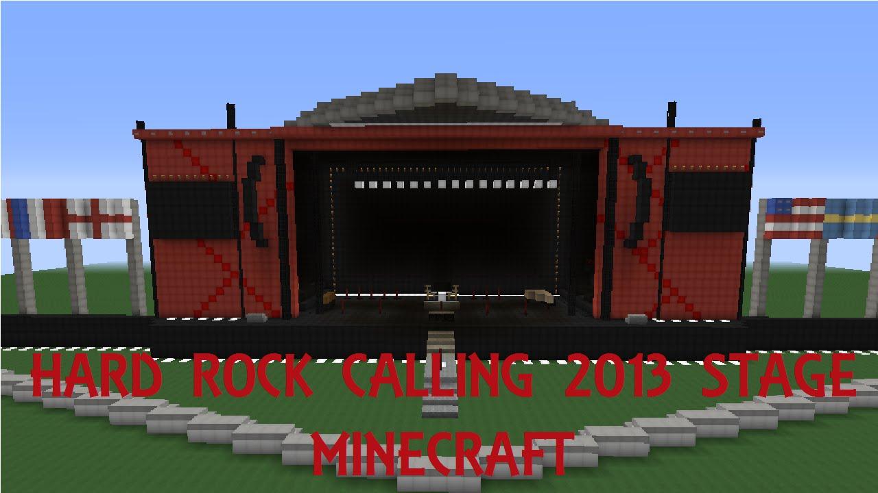 Minecraft Stage Build Game