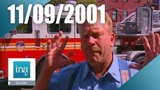 Témoignages de pompiers rescapés du 11 septembre 2001 | Archive INA