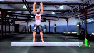 UFC Personal Trainer: Ultimate Fitness System Trailer (PS3, Xbox 360, Wii)