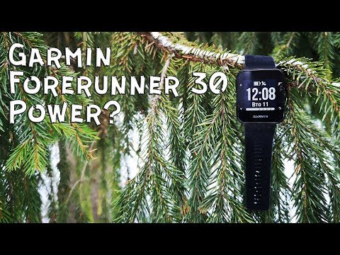 where-the-garmin-ii-forerunner-30-begins-is-only-for-europe!