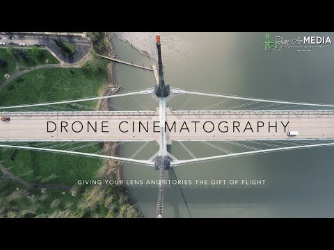 Portland Film Festival 2017 Drone Cinematography Workshop - Ryan Ao Media