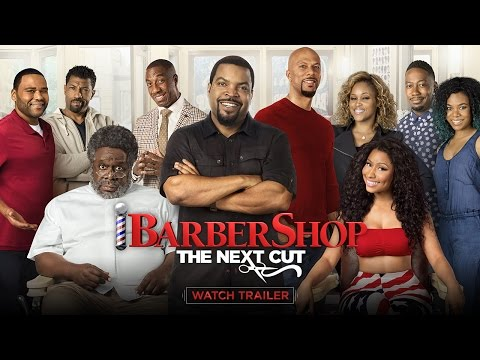 """, The Crew is Back! """"Barbershop: The Next Cut"""" Hits w/ Laughs & Lesson!"""