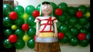 Chavo del ocho themed birthday cake!