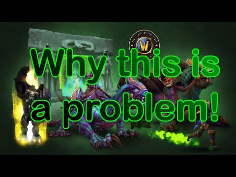 Why The Burning Crusade Deluxe Edition Is A Problem |